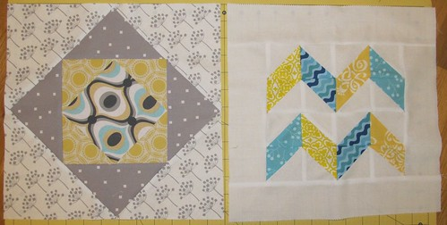 May Bee Blocks Honeycomb 6