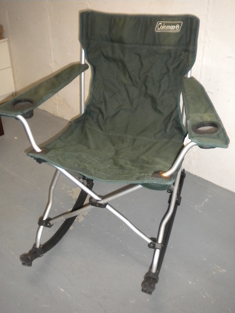 Coleman Rocking Chair Camping 10CHF