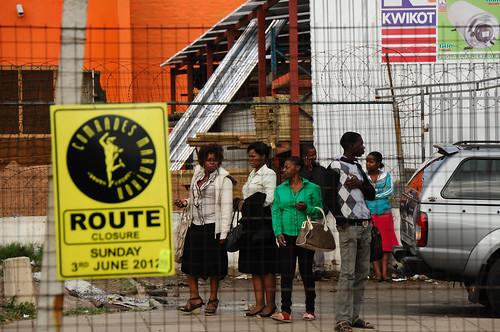 Comrades Marathon 2012