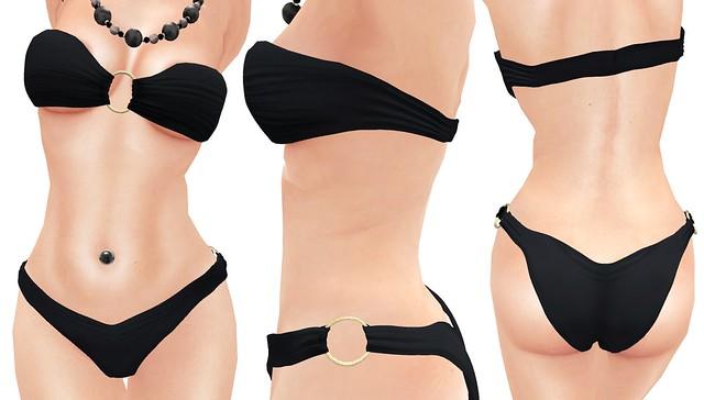 Mesh Bikini - Detail