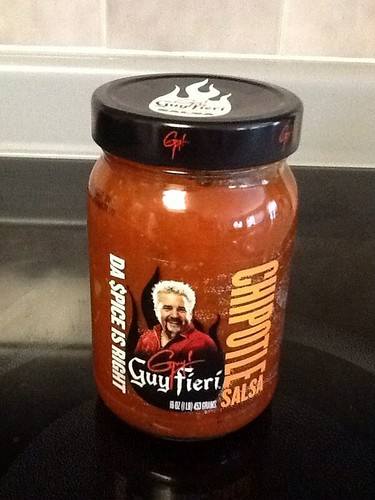 Da $pice is Right Chipotle Salsa // Guy Fieri by VeganBananas