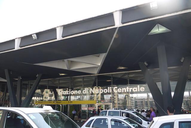 Stazione di Napoli Centrale 車站