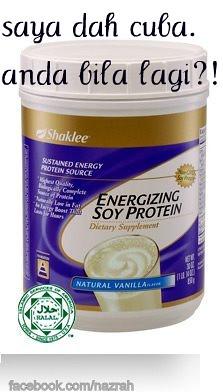ESP protein soya Shaklee