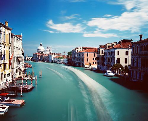 [Venezia: Canal Grande] by uηderaglassbell