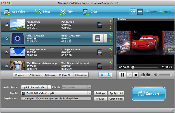 Easy Ways to Put Various Videos Into Your iPad 7360322430_02d94c3c15_z