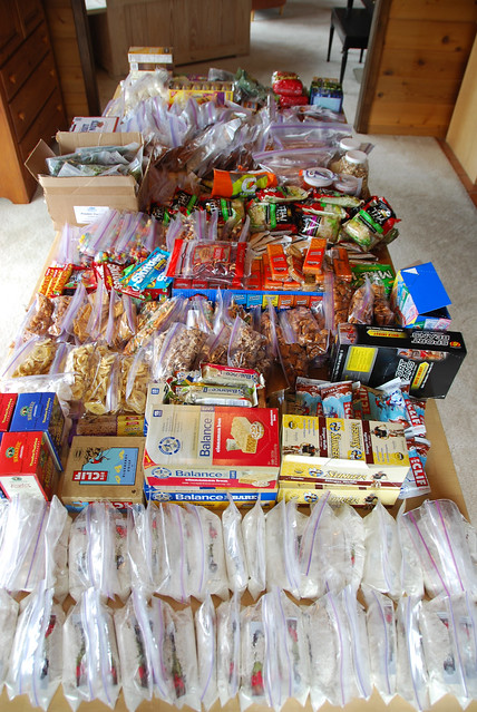 2012 Food for Resupply