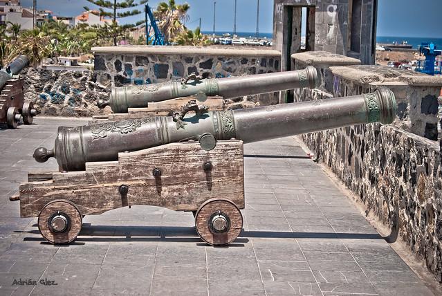 Cañones del Puerto