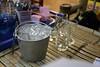 冰,泰国喜欢在你坐下就给桶冰你。
