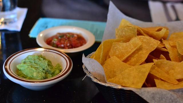 Chips Salsa Guacamole