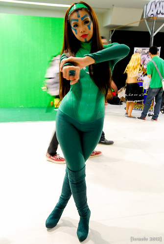 Green Lantern Cosplay by {israelv}