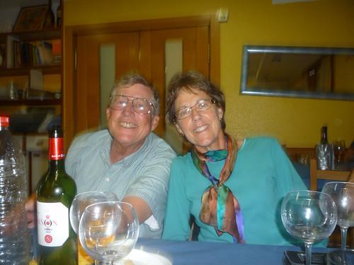 Paul and Betsy - El Guti