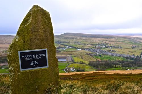 Marsden Moor Heritage Trail
