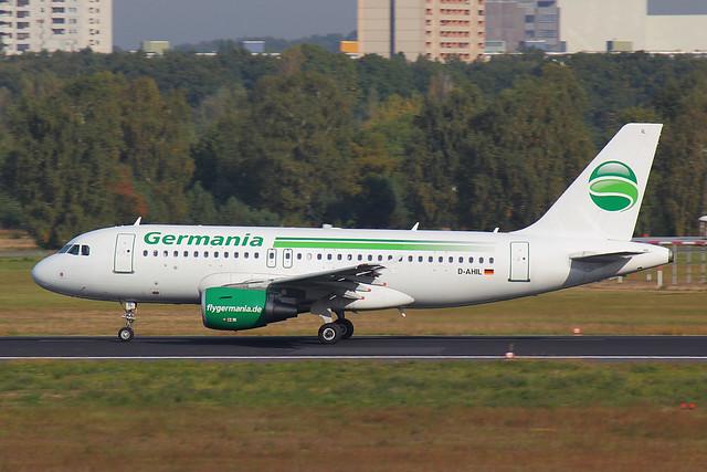 Germania - A319 - D-AHIL (1)