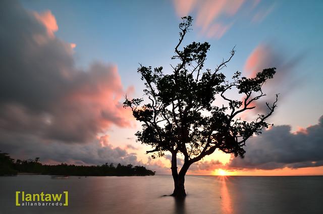 Cagbalete: Sunrise