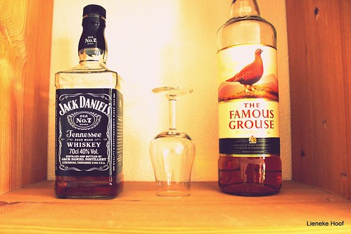 jack daniels vs the famous grouse