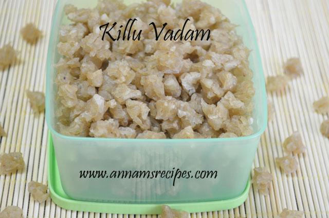 Killu Vadam / Vathal