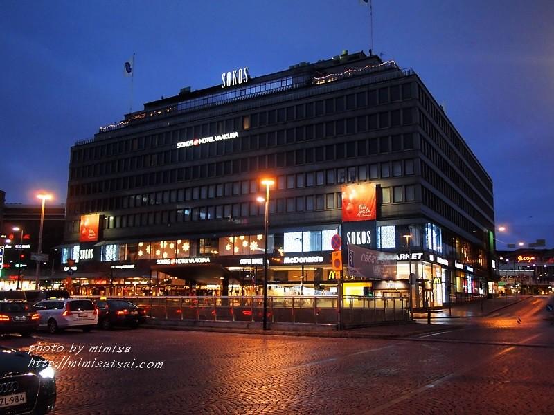北歐 旅行 景點 赫爾辛基 中央火車站 (12)