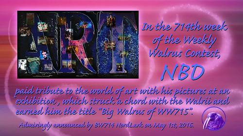WW714 NBD Certificate
