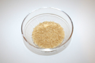 06 - Zutat Reis / Ingredient rice