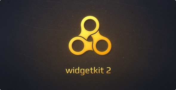 Widgetkit v2.9.1 - Toolkit For Joomla 3.x