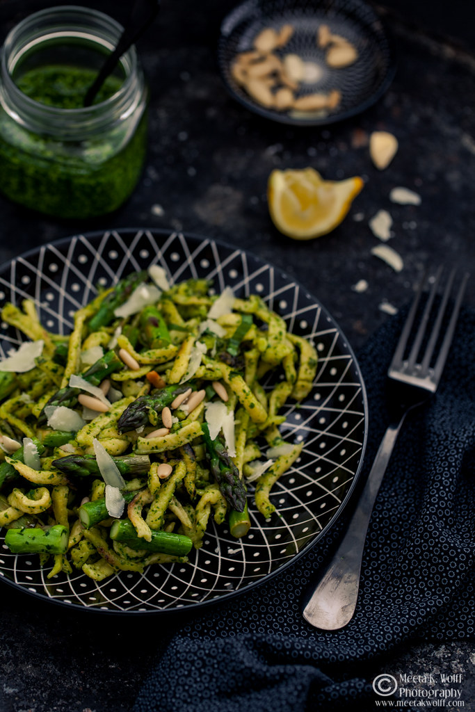 Wild Garlic Pesto-Spaetzle-Asparagus-Meeta-Wolff-0156