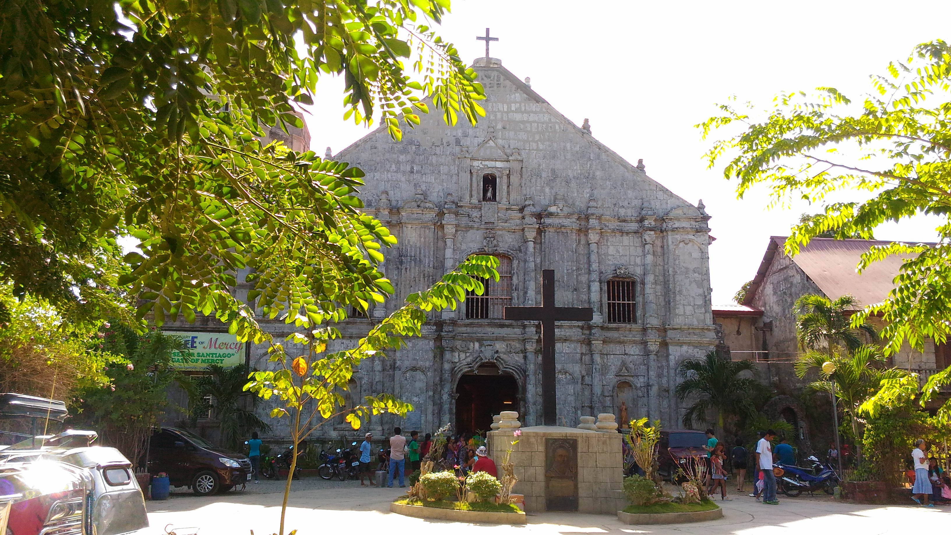 st james parish church bolinao 1