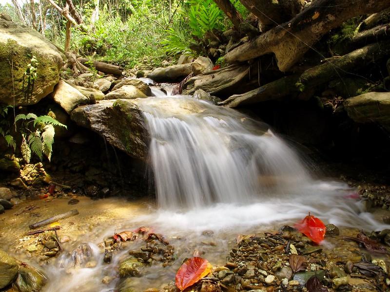 Waterfalls, Pijao