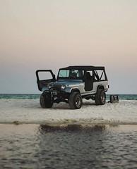 #jeep #jeepscrambler #jeepporn #graytonbeach #florida #lake #ocean #gulf #beach #canonphotography #canon60d #canon_official #photography #carinstagram #carporn #carsofinstagram