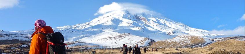 Skitour Ararat, 5165 m. Foto: Günther Härter.