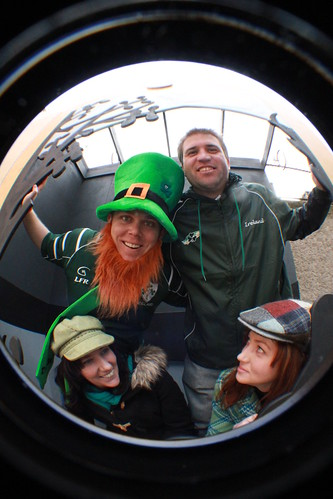 St Patrick's Day at the National Leprechaun Museum