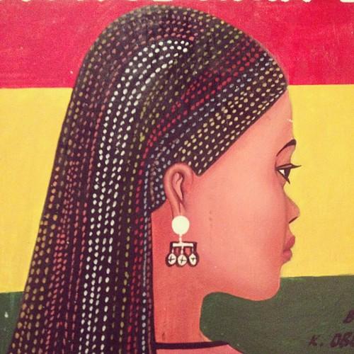 国立民族博物館 inspiration from africa アフリカ