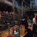 Geoffrey's color photos and Jacob Roberts B & W of Blazevox reading in Philadelphia July 2010