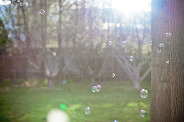 bubbley