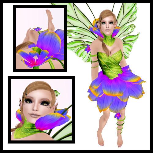 Sanaka Dress