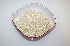 01 - Zutat Perlgraupen / Ingredient pearl barley