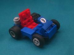 854 Go-Kart revamp