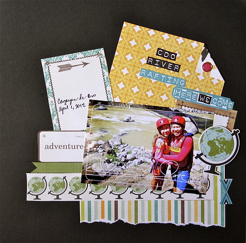 scrapbuk april 2012