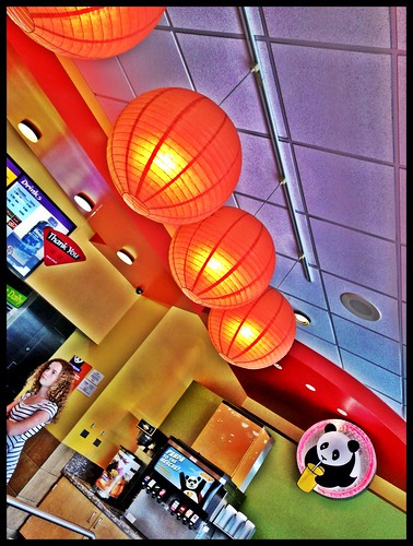 Panda Time by Damian Gadal