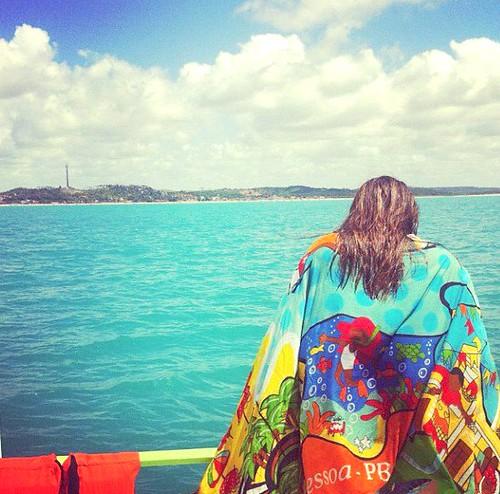 Canga de Praia 2012 - Andreza Katsani by Andreza Katsani