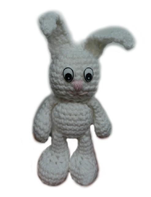 Amigurumi Bigfoot Lion : Little Bigfoot Bunny Crochet Pattern Flickr - Photo Sharing!