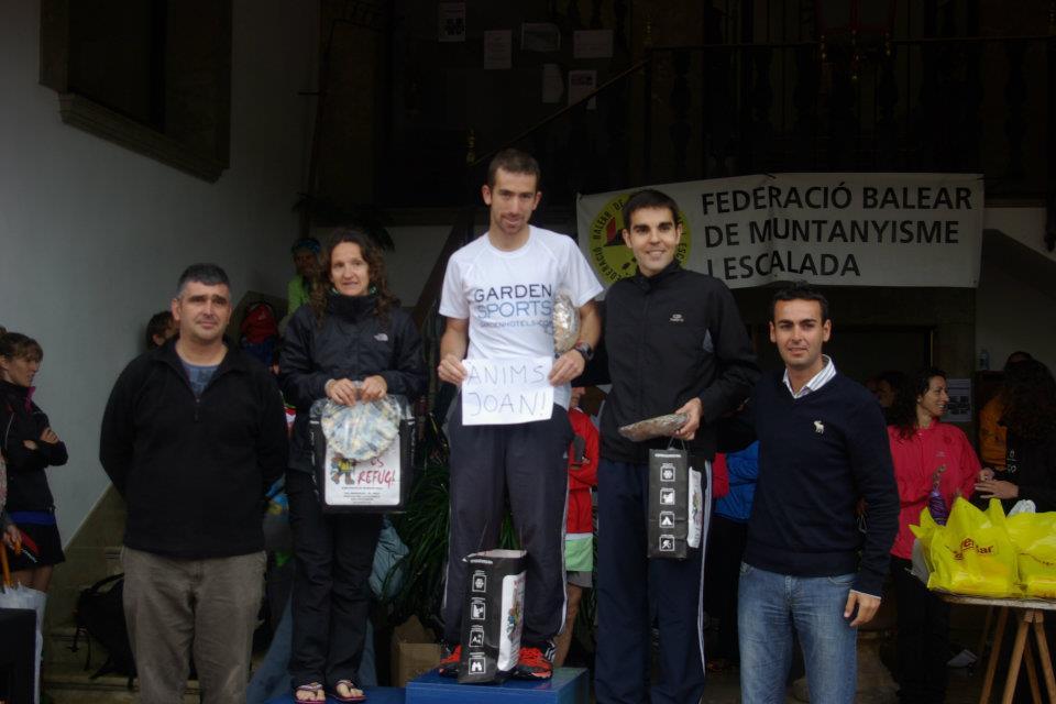 XIIIª Cursa Muntanya Vall de Sóller 6-05-2012.