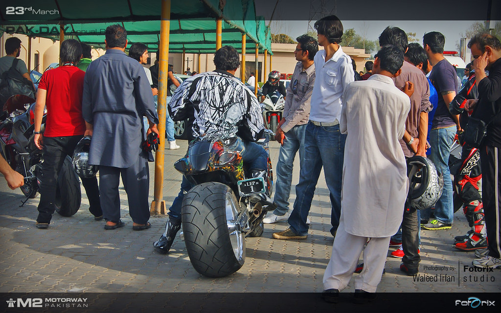 Fotorix Waleed - 23rd March 2012 BikerBoyz Gathering on M2 Motorway with Protocol - 7017503299 325aeac8ee b