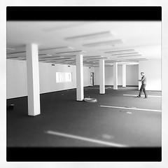 Die neue Heimat von @RN_Dortmund. #baustelle #newsroom