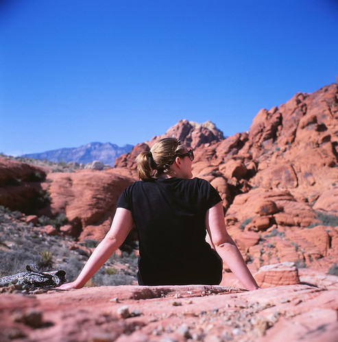 Lisa @ Red Rock