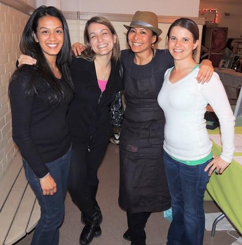 Jania Patel, Kimberly Boodman, Stephanie Sugawara, Michelle Potochnick