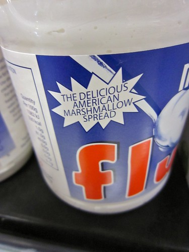 Fluff- The Delicious American Marshmallow Spread