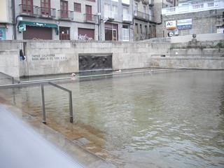 As Burgas thermal pools