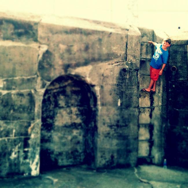 climbingson