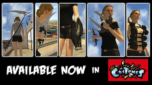 PlayStation Home: Feudal Lord Weapons