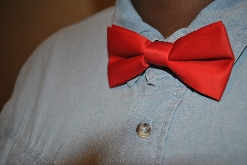 plus size fashion bow tie